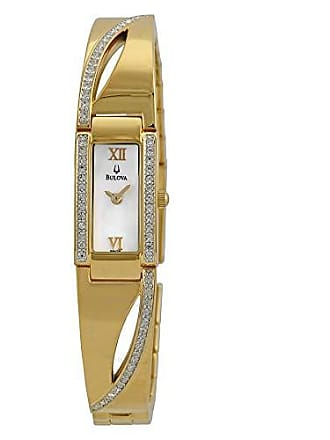 Bulova Relógio Bulova Cristal Feminino 98V28