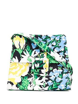 Rixo Bolsa Frankie com estampa floral - Verde