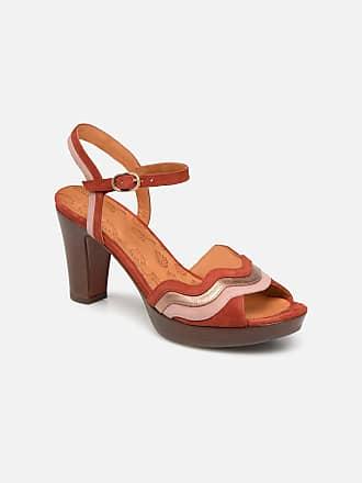 ac07a7f7ae4c53 Versand  kostenlos. Chie Mihara Enea - Sandalen für Damen   rot