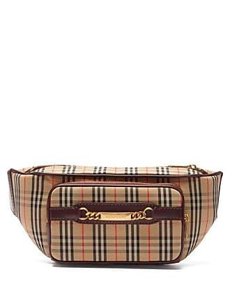 ab0c5020146 Burberry Sac ceinture à motif Vintage check The Large 1983