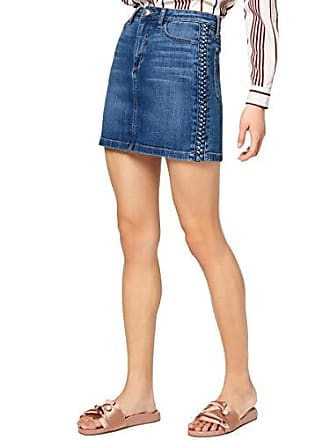 08b091890 Joe's Womens HIGH Rise Cut Off Jean Skirt, Pandora, ...