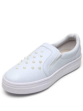 1f9f059133 Slippers Feminino em Branco  Agora com até −67%