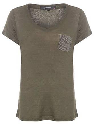 J. Chermann Camiseta Bolso J. Chermann - Verde