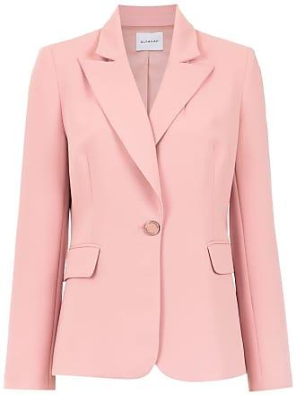 OLYMPIAH Paradiso panelled blazer - Pink