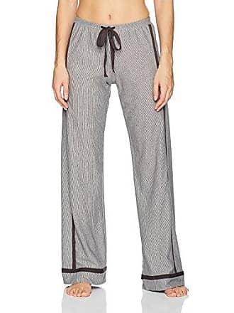 Cosabella Womens Hustle Str Pant, Stripe/Graphite, Small