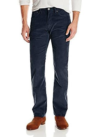 78258a19e4ef03 Delivery: free. Dockers Mens Jean Cut Straight Fit Flat Front Corduroy Pant,  Black Iris - discontinued,
