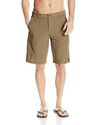Rip Curl Mens Mirage Phase Boardwalk Hybrid Shorts, Khaki17, 29