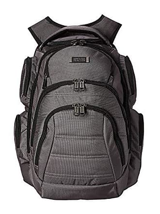 9eb154738 Kenneth Cole Reaction Pack of All Trades Computer Backpack (Charcoal)  Backpack Bags