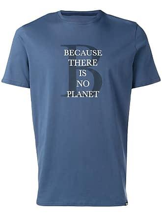 Ecoalf Camiseta com estampa Tom - Azul