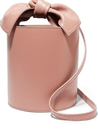 Ulla Johnson Sophie Mini Leather Bucket Bag - Blush