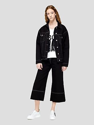 Msgm bull denim suit jacket