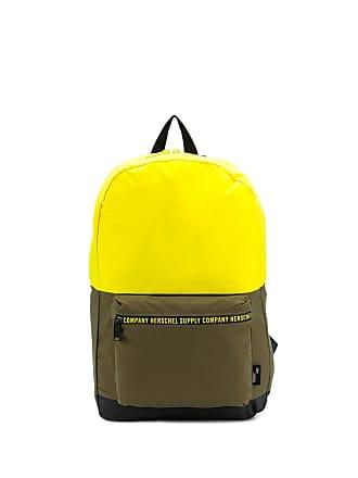 Herschel Mochila color block - Amarelo