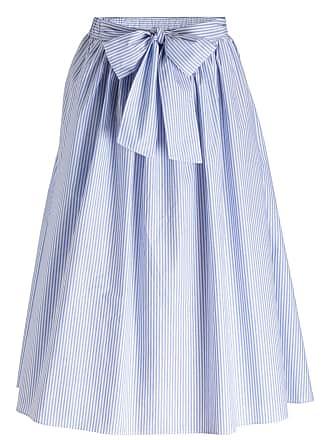 Knielange Röcke in Hellblau  Shoppe jetzt bis zu −75%   Stylight 8e2fc64e2b