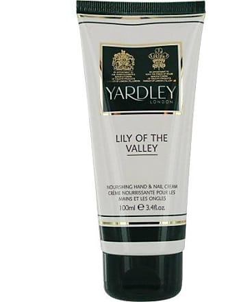 Yardley by Yardley LILY OF THE VALLEY NOURISHING HAND & NAIL CREAM 3.4 OZ for WOMEN -(Package Of 2)