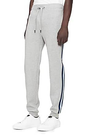 e0499de24f1f Calvin Klein Mens Athleisure Knit Side Stripe Sweatpants
