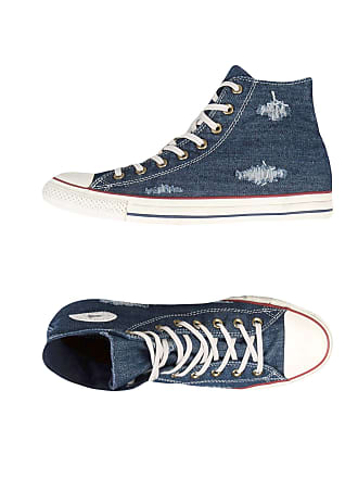 Converse CT AS HI DENIM DESTROYED - CALZATURE - Sneakers   Tennis shoes alte 047be2d578e