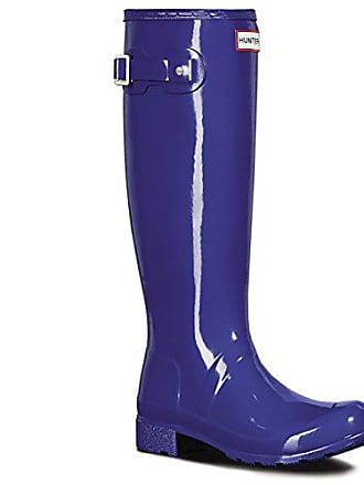 7da8158b5652e6 Hunter Damen Original Tour Gloss Winter Schnee Regen Gummi Wasserdicht EU  36-43