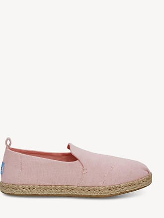 4cd42791270 Toms Womens Deconstructed Alpargata Espadrille Slip On Blossom Slub  Chambray Size 10 Textile From Sole Society