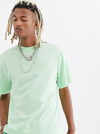 Collusion t-shirt in mint green