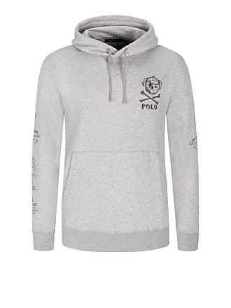 bbdfb906237c Polo Ralph Lauren Übergröße   Polo Ralph Lauren, Sweatshirt mit Bear-Print  und Kapuze