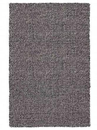 GAN Rugs Teppich Waan Black/White