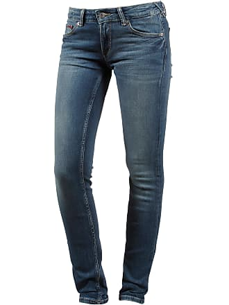 6cba38619440 Tommy Jeans Sophie Skinny Fit Jeans Damen in royal blue stretch, ...