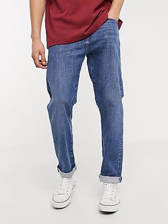 Edwin ED45 - Jeans affusolati in denim blu slavato