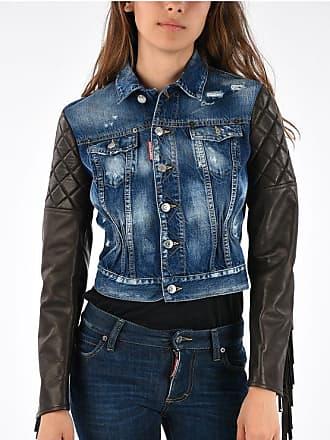 competitive price 5c860 97411 Giubbotti Jeans Dsquared2®: Acquista fino a −66% | Stylight