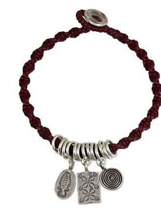 Novica Silver charm bracelet, Karen Icons