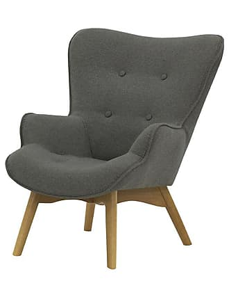 SLF24 Ducon Mini Childrens Wingback Chair -Ontario 96-like oak