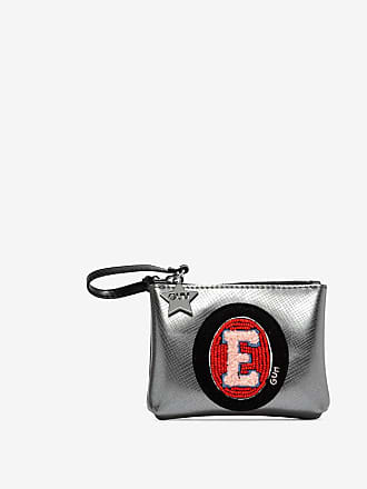 gum clutch keyring with letter