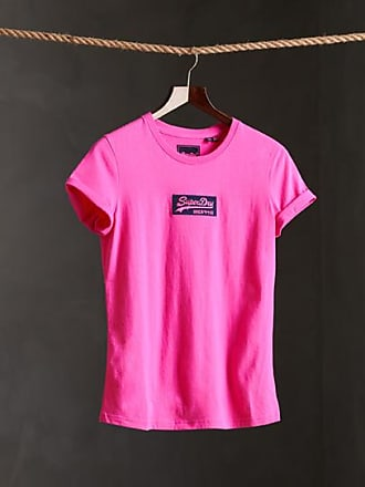 Superdry Micro Embroidered Box T-shirt