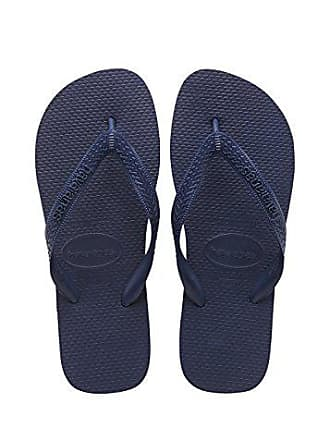 Top Brazilian 43 EU Mixte 46 0555 Adulte 45 Navy Bleu Havaianas Blue 4000029 Tongs 44 65xB7Cq