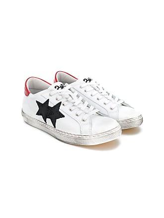 2Star Tênis com cadarço - Branco
