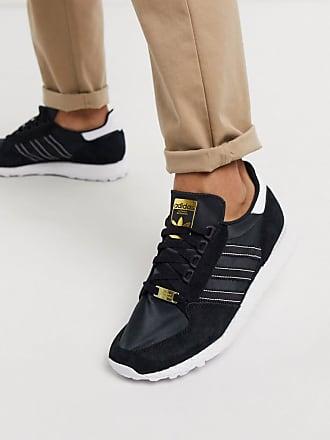 adidas Originals Forest Grove - Schwarze Sneaker