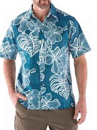 Reyn Spooner Mens Mauna Monstera Classic Fit Shirt