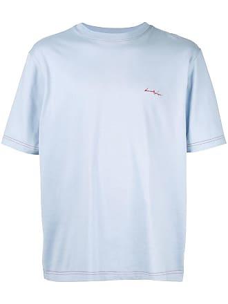 Necessity Sense Camiseta com logo bordado - Azul