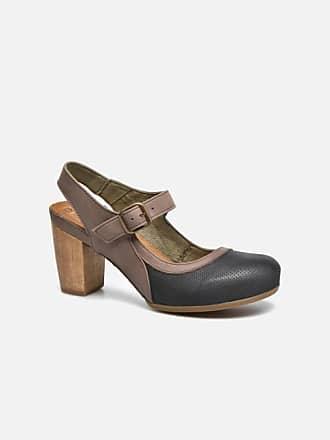 1c7fdc892a1 El Naturalista Kuna N5021 - Sandalen voor Dames / Multicolor