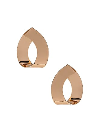 8 Other Reasons Ares Hoops in Metallic Gold
