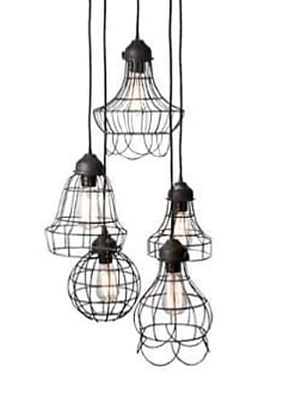 Dimond Home ELK Home 5-Light Pendant in Brown