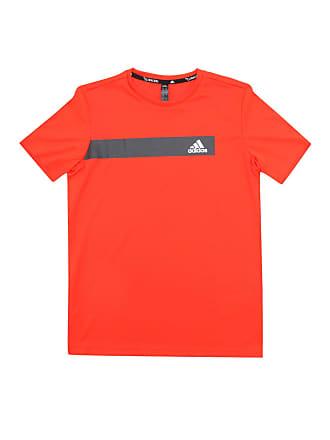 adidas Performance Camiseta adidas Menino Lisa Laranja