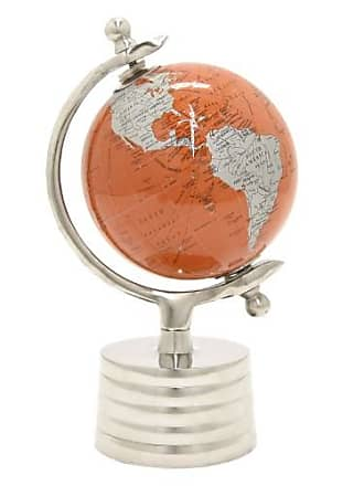 Three Hands Short Nickel Globe