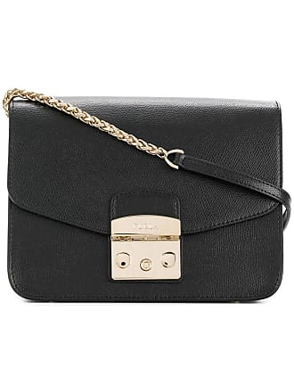 dd71be95e06c7 Black Furla® Shoulder Bags: Shop up to −50%   Stylight