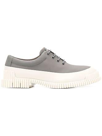Camper Sapato de couro - Cinza