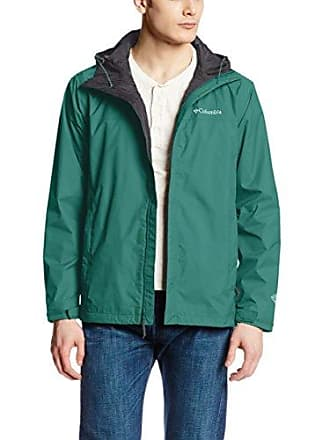 Columbia Mens Watertight Ii Jacket, Pine Green XX-Large