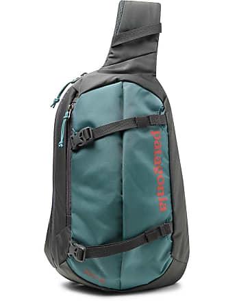 Patagonia Atom Sling 8l Two-tone Canvas Messenger Bag - Teal