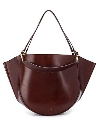Wandler large Mia tote bag - Vermelho