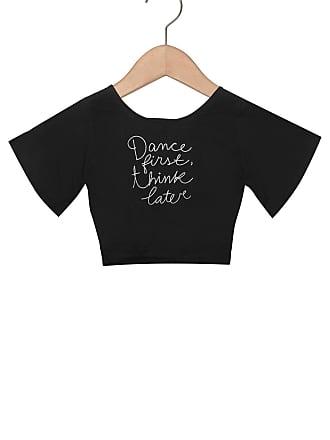 Bisi Blusa Bisi Dance Preto