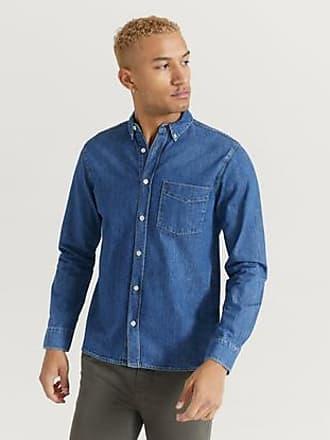 skjorta uppknäppta knappar