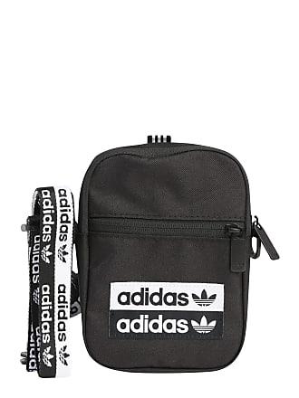 b0ae2508d430f2 adidas Schoudertas VOCAL FEST BAG zwart / wit